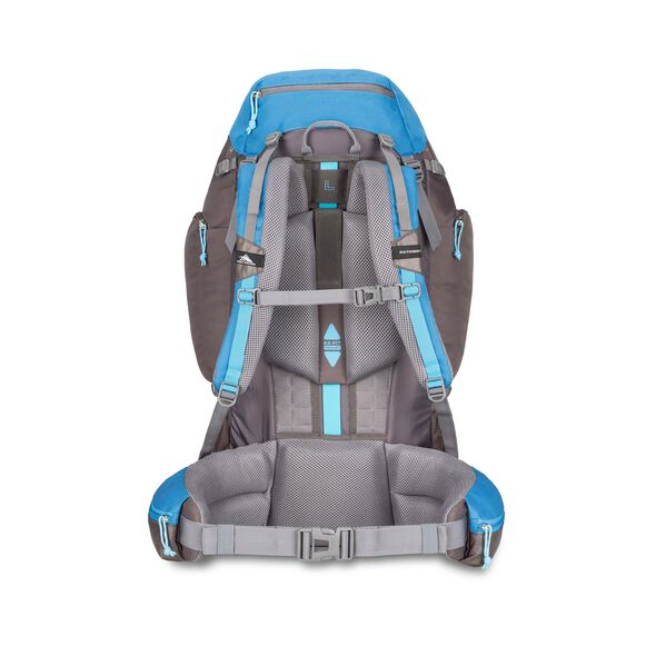 High Sierra Pathway 70L Pack in the color Mineral/Slate/Glacier.