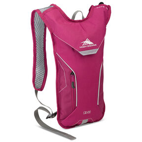 High Sierra Classic 2 Series Wave 70W Hydration Pack in the color Boysenberry/Ash.