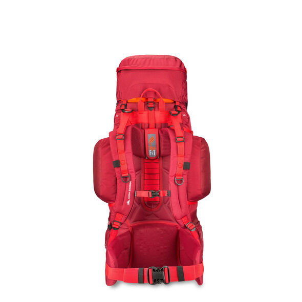 High Sierra Classic 2 Series Appalachian 75 Frame Pack in the color Brick/Crimson Red.