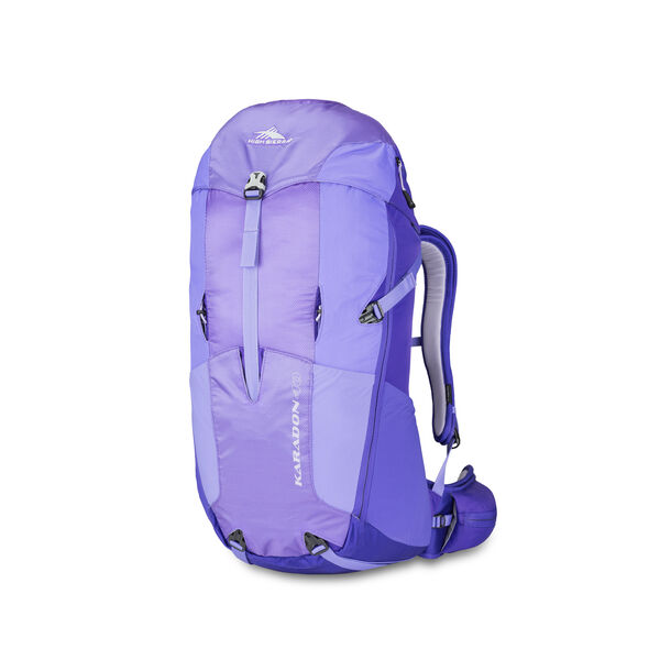 High Sierra Karadon 40 L W S-M in the color Orchid/ Amethyst.