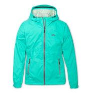High Sierra Isles Women's Jacket in the color Aquamarine.