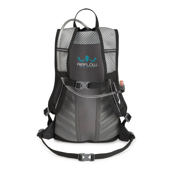 High Sierra Darter Hydration Pack in the color Black/Charcoal/Pool.