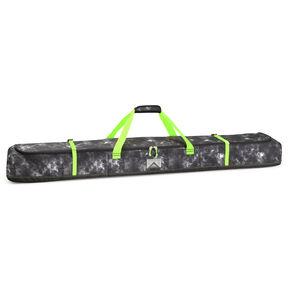 High Sierra Deluxe Double Ski Bag in the color Atmosphere.