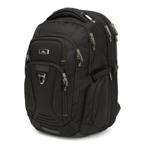 High Sierra Endeavor TSA Elite Backpack in the color Black.
