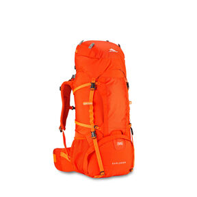 High Sierra Classic 2 Series Explorer 55 Frame Pack in the color Redline/Electric Orange.