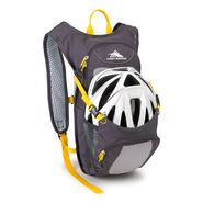 High Sierra Classic 2 Series Quickshot 70 Hydration Pack in the color Mercury/Ash/Yellow.