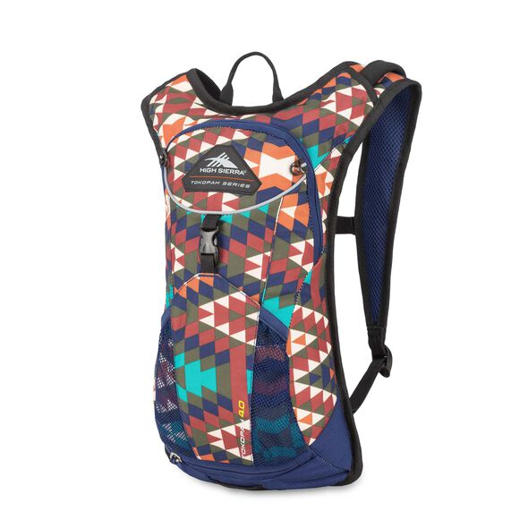 High Sierra Tokopah 4L Hydration Pack in the color Georgia/True Navy.