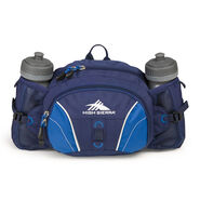 High Sierra Classic 2 Series Express Waistpack in the color True Navy/Royal.