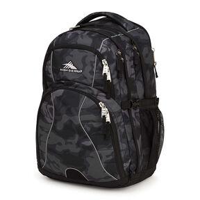 High Sierra Swerve Backpack in the color Kamo/Black.
