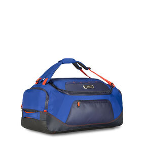"""High Sierra AT8 26"""" Duffel Backpack in the color Sapphire- True Navy."""