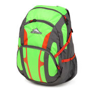 High Sierra Composite Backpack in the color Lime/ Slate.