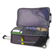 """High Sierra Sportour 30"""" Wheeled Upright in the color Grey/Mercury/Black."""