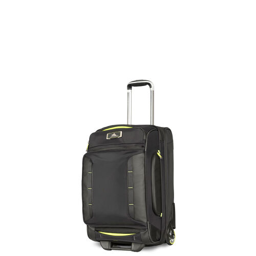 High Sierra AT8 Carry-On Wheeled Duffel Upright 4a3e2a5ccf80f