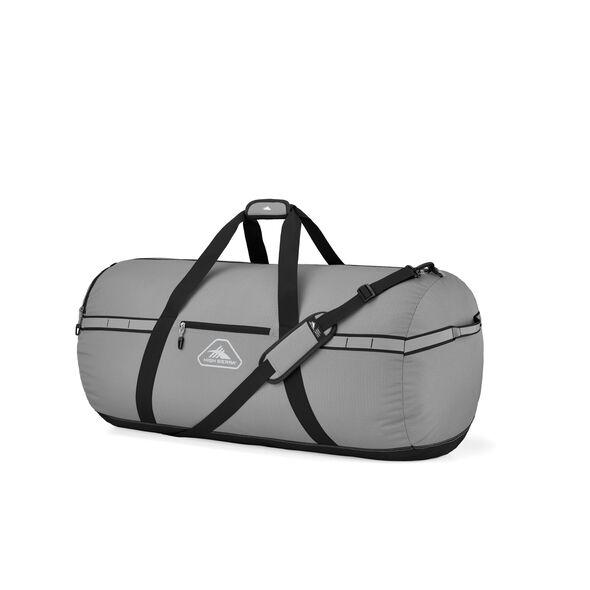 "High Sierra Packed Cargo Duffles 30"" Medium Duffel in the color Charcoal/Black."