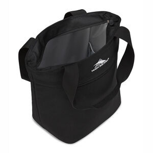 Lunch Tote in the color Black.