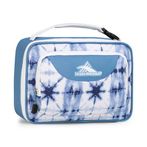 High Sierra Lunch Packs Single Compartment in the color Indio Dye/Mineral/White.