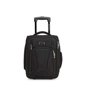 Endeavor Wheeled Underseat Carry-On in the color Black.
