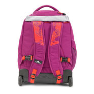 High Sierra Freewheel Wheeled Backpack in the color Moroccan Tile.