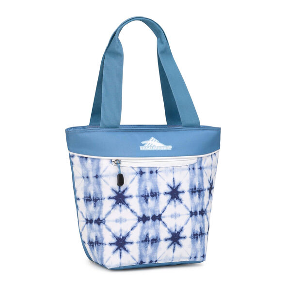 High Sierra Lunch Packs Tote in the color Indio Dye/Mineral/White.