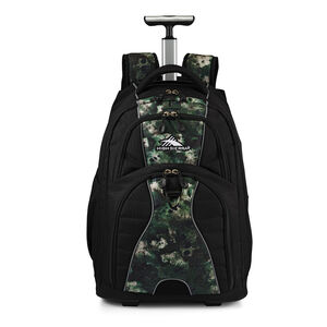 Freewheel Wheeled Backpack in the color Urban Camo.