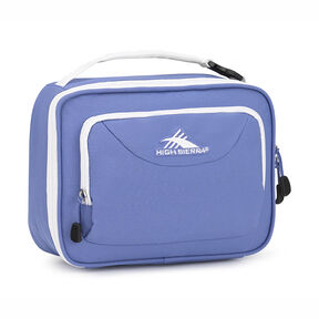 High Sierra Single Compartment in the color Lapis/White.