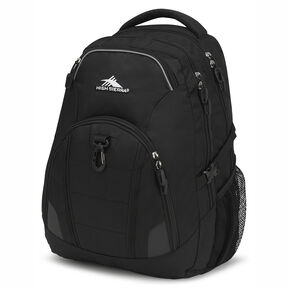 High Sierra Vesena Backpack in the color Black.