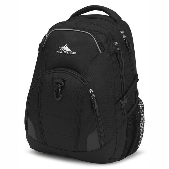 High Sierra Vesena Backpack in the color Black.