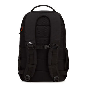 Rownan Backpack in the color Black.