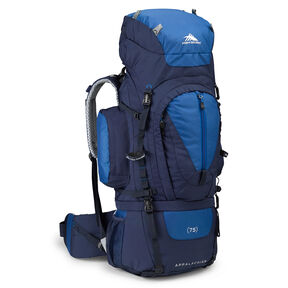 High Sierra Classic 2 Series Appalachian 75 Frame Pack in the color True Navy/Royal.
