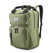 High Sierra Mindie Backpack in the color Forest Green.