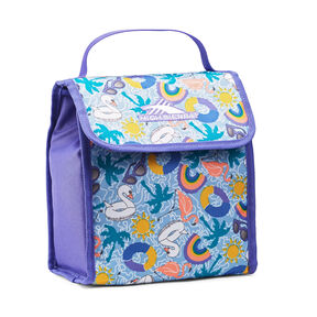 High Sierra Classic Lunch Kit in the color Pool Party/Lavender.