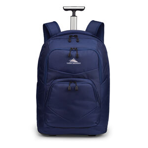 Freewheel Pro Wheeled Backpack in the color True Navy.