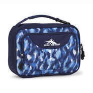 High Sierra Single Compartment in the color Island Ikat/True Navy.