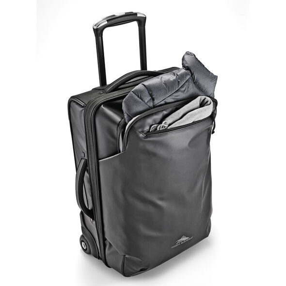 """High Sierra Rossby 22"""" Upright in the color Black/Black."""