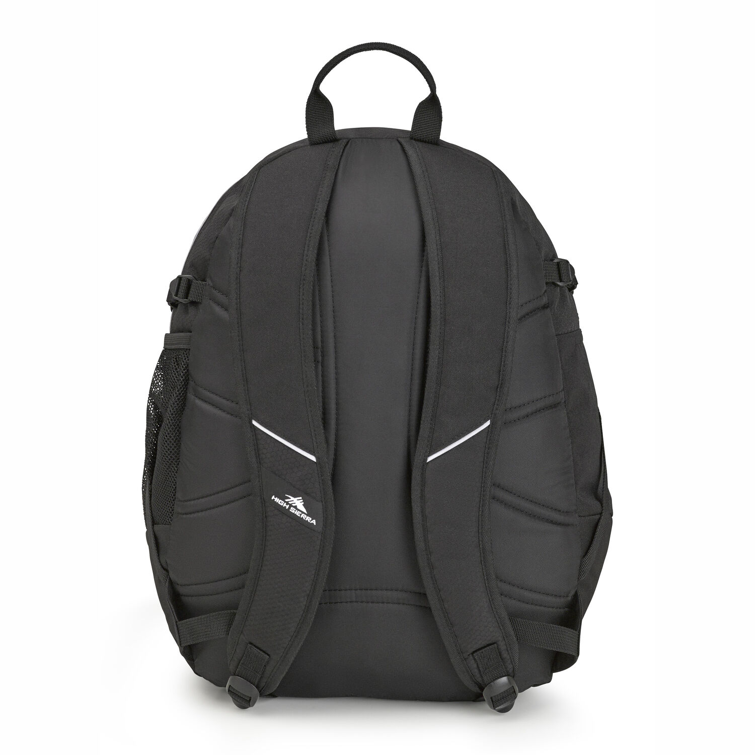 e4a2d6fc21 High Sierra Fatboy Backpack in the color Black.