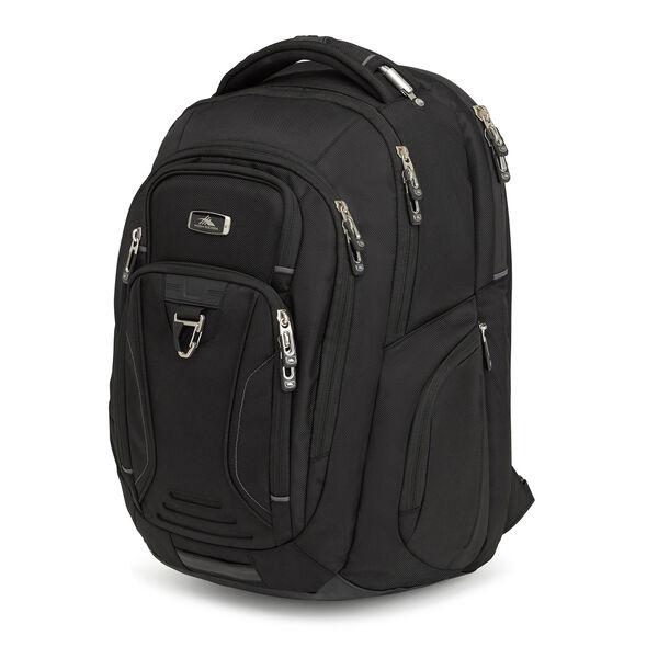 High Sierra Endeavor Elite Backpack in the color Black.