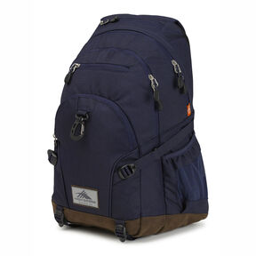 809e14e5ea High Sierra Super Loop Backpack in the color Maritime Heather Maritime.