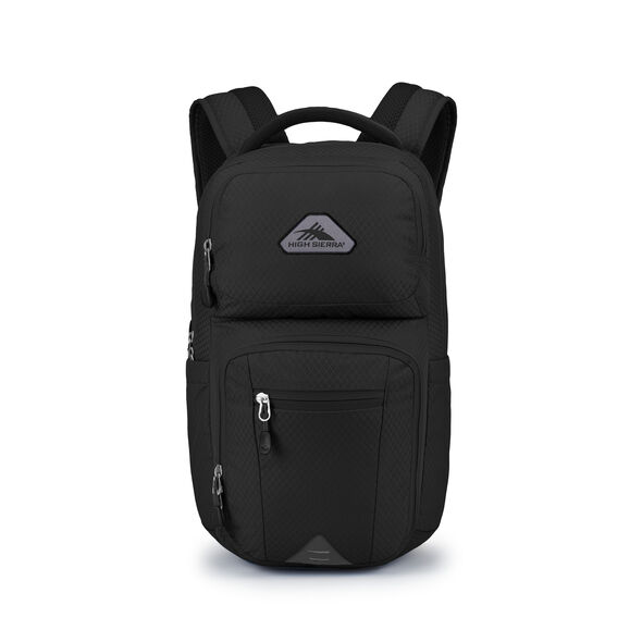 High Sierra Everyday Pack in the color Black.