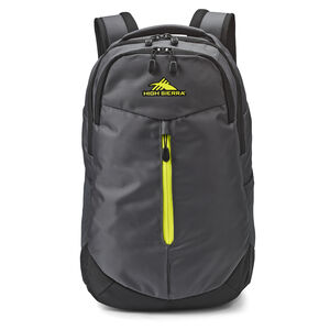 Swerve Pro Backpack in the color Mercury/Glow.
