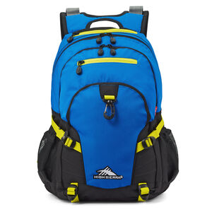 Loop Backpack in the color Vivid Blue/Glow.