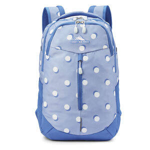 Swerve Pro Backpack in the color Polka Dots.