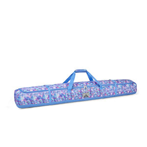 Deluxe Single Ski Bag in the color Shine Blue/Lapis.
