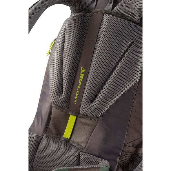 High Sierra Pathway 60L Pack in the color Mineral/Slate/Glacier.
