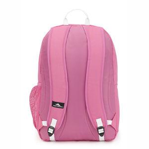Pinova Backpack in the color Pink Lemonade/White.
