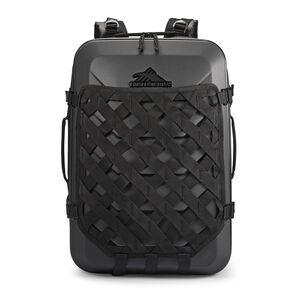 OTC Carry-On Weekender Backpack in the color Black/Black/Black.