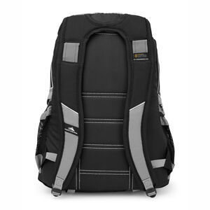 Loop Backpack in the color Black/Charcoal.