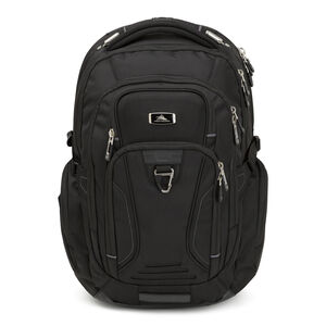 Endeavor TSA Elite Backpack in the color Black.