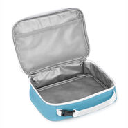 High Sierra Single Compartment in the color Toucan/Tropic Teal/White.