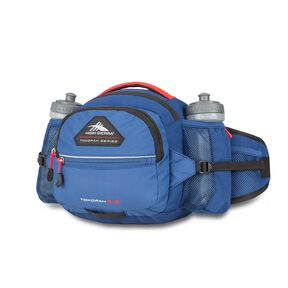 High Sierra Tokopah 5L + 2 Waistpack in the color Pilot/Atlantic/Crimson.