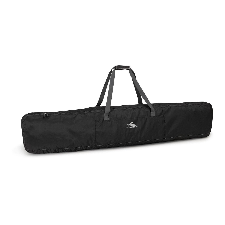 2cf1af3ae677 High Sierra Snowboard Bag in the color Black Mercury.